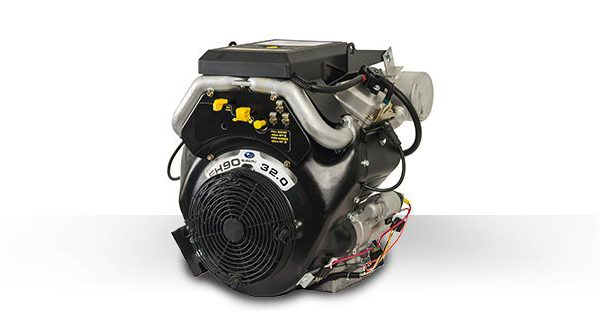 EH90 OHV V-Twin Engine
