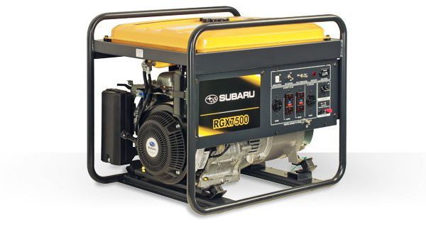 RGX6500/E Industrial Generator